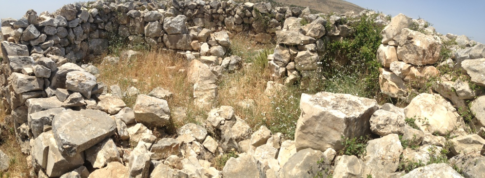 Joshua's Altar at Mount Ebal