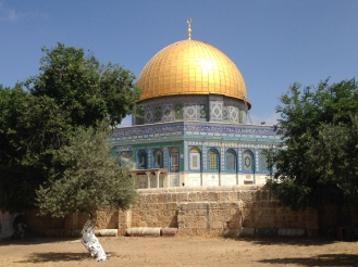 Temple Mount/Dome of the Rock